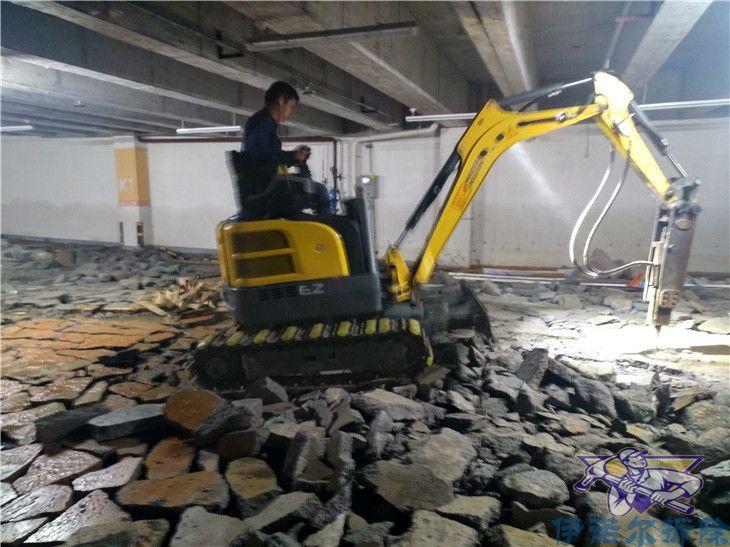 常熟优良的地砖拆除哪家专业诚信互利