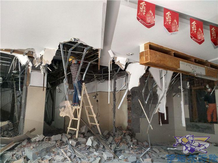 苏州大型的墙砖拆除哪家性价比高精细到位