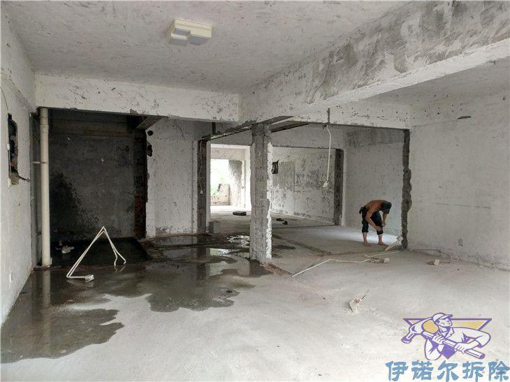 苏州好口碑的浴场拆除收费低质量过关